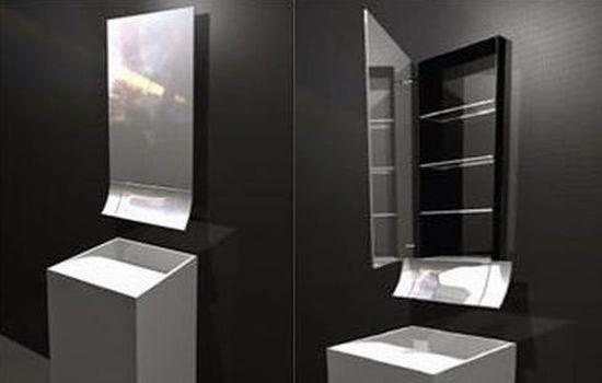C mo elegir muebles de ba o revista tendenciadeco for Mueble espejo bano