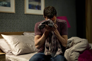 The serial killer Paul Spector (Jamie Dornan)