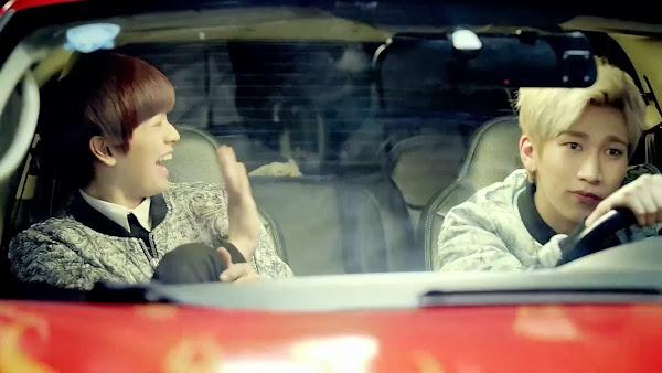 BtoB Eunkwang Beep Beep Teaser
