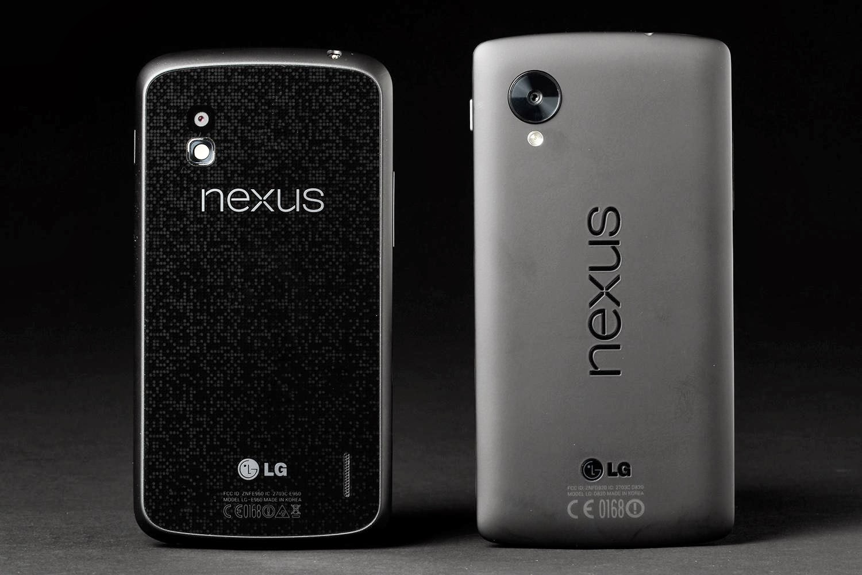 Google Nexus 5 smartphone, smartphone