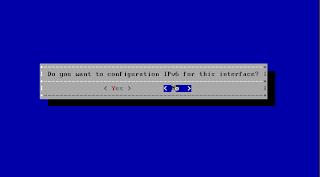 Alamat IPv6 NAS4Free