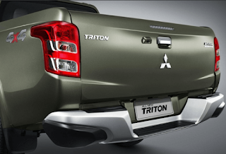 Mobil pikap yang masih tetap diimpor CBU dari Thailand ini ada dengan lima varian yaitu, Triton MT, Triton VGT AT, Triton VGT Adventure (AT), Triton VGT MT serta Triton Quest (4X2 MT).