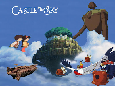 Animation Title : Castle in the Sky