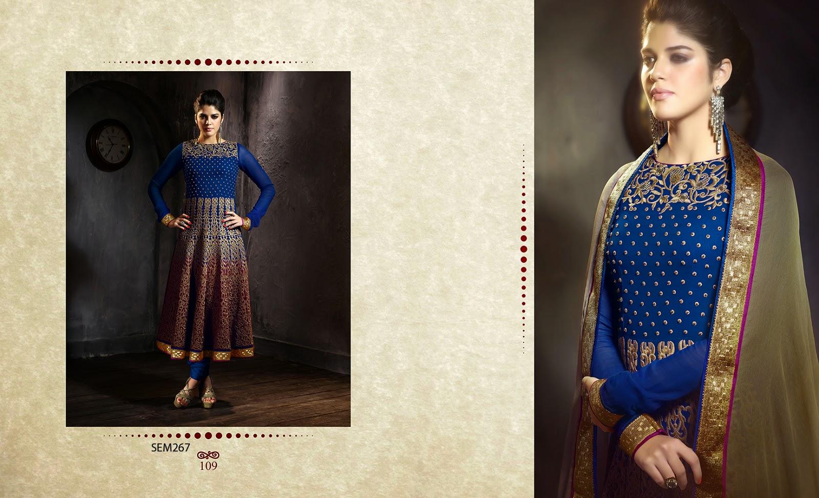 Buy Designer Salwar Suits  Salwar Kameez  Samyakk