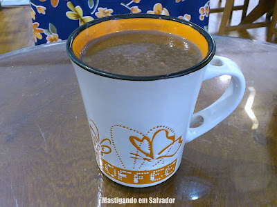 Tapioca's House: Chocolate Quente