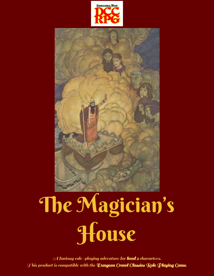 The Magician's House (DCC)
