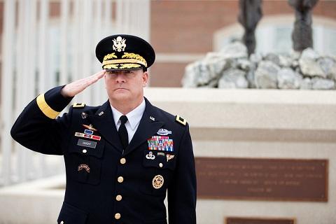 David Haight, Army