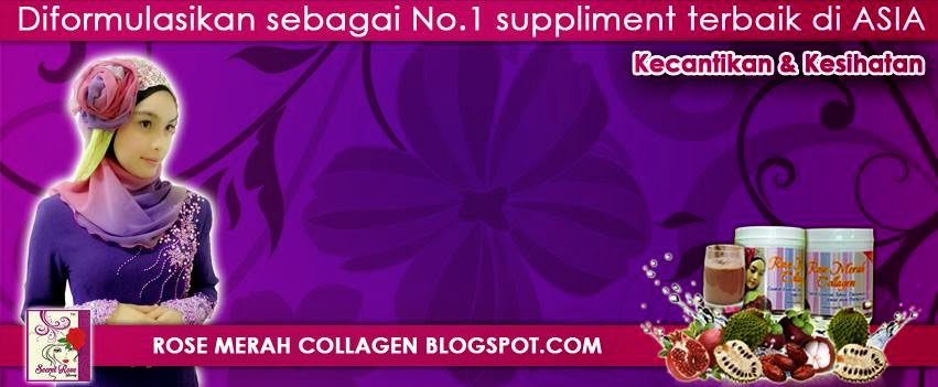 ROSE MERAH COLLAGEN BLOG