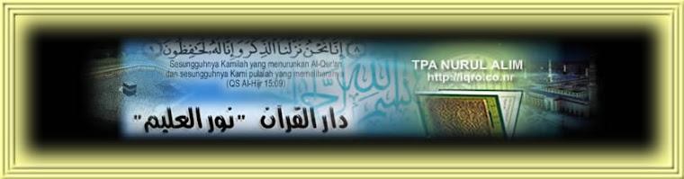 TPA Nurul Alim