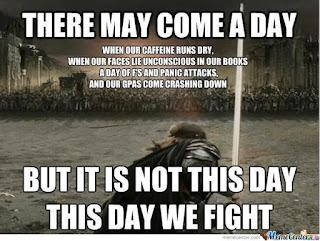 Be Strong Meme