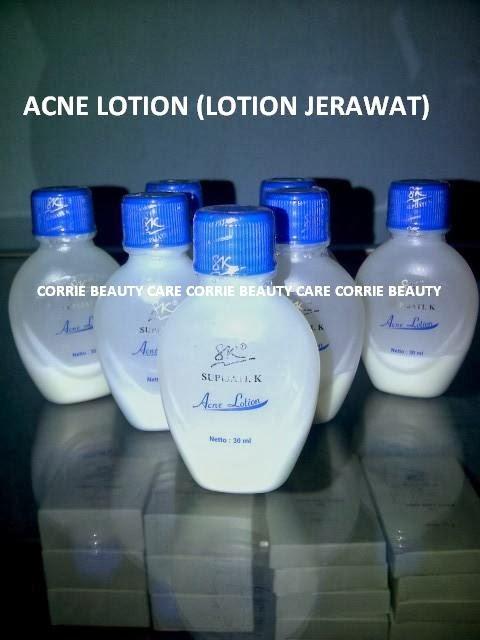 ACNE LOTION (LOTION JERAWAT)