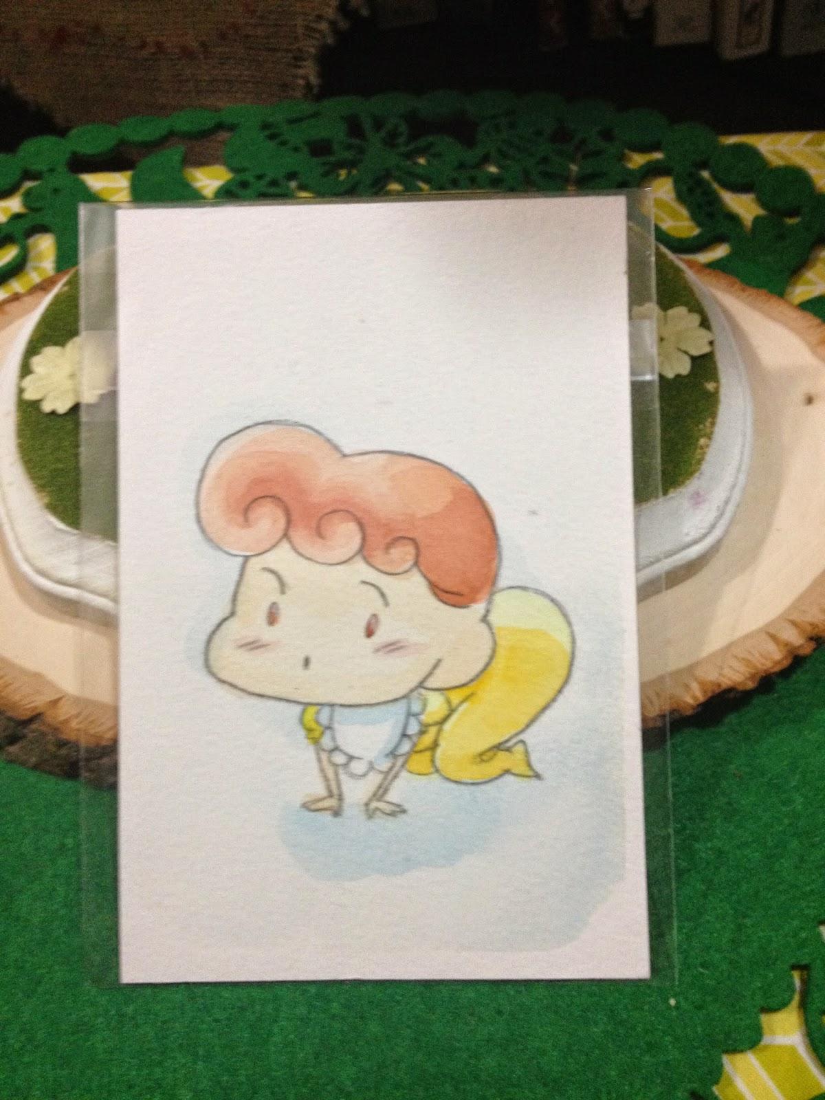 Hina from Crayon Shin-chan
