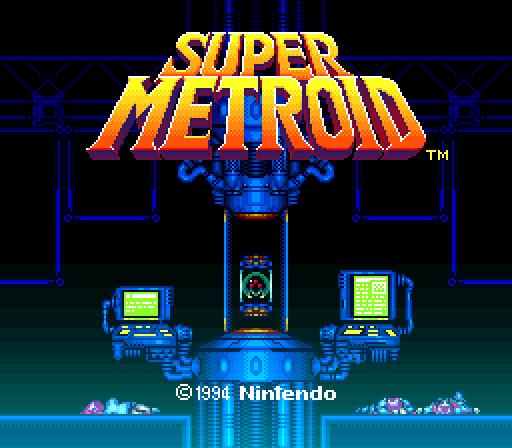 Zero Mission, Super e Fusion - Minha experiência com Metroid Super-metroid