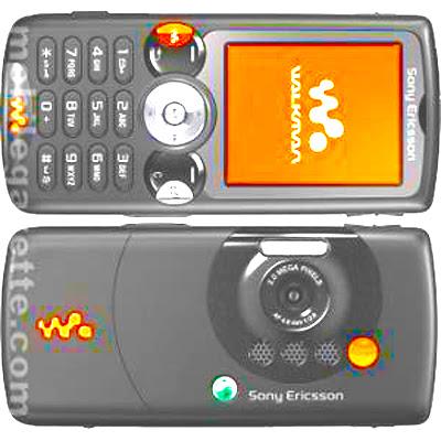 celular sony ericsson w810i
