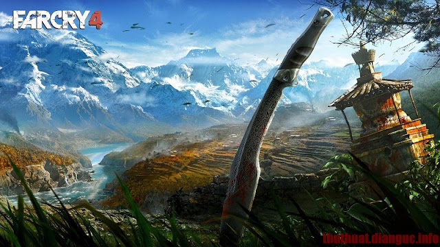 Tải game Far Cry 4 Full Crack 1 link speed