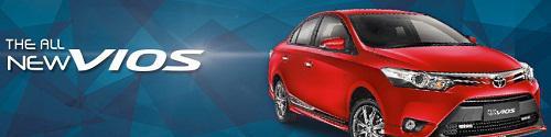 Daftar Harga Mobil Toyota Seri All New Vios Terbaru