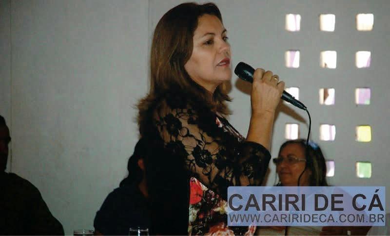 Prefeita Iris Henrique participa do 1º Fórum Comunitário do Selo UNICEF