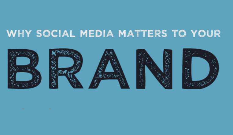 Why Social Media Matters To Your Brand [infographic]