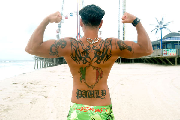 Exclusive Jersey Shore Star DJ Pauly D Inks T Shirt Deal