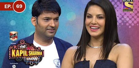 Poster Of The Kapil Sharma Show 25th December 2016 Episode 69 300MB Free Download