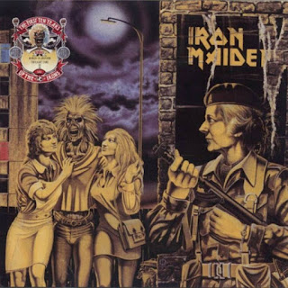 Women in Uniform Iron Maiden