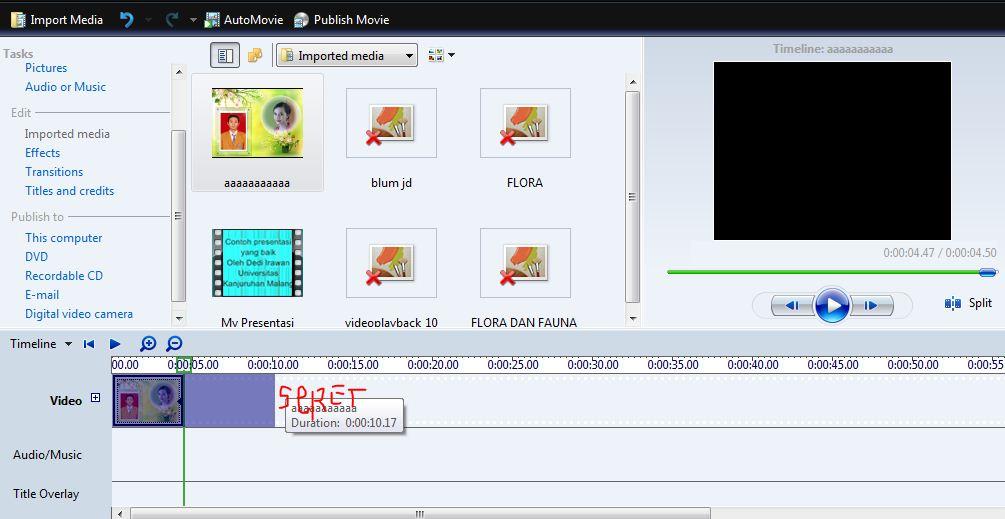 Как создать свой windows видео урок