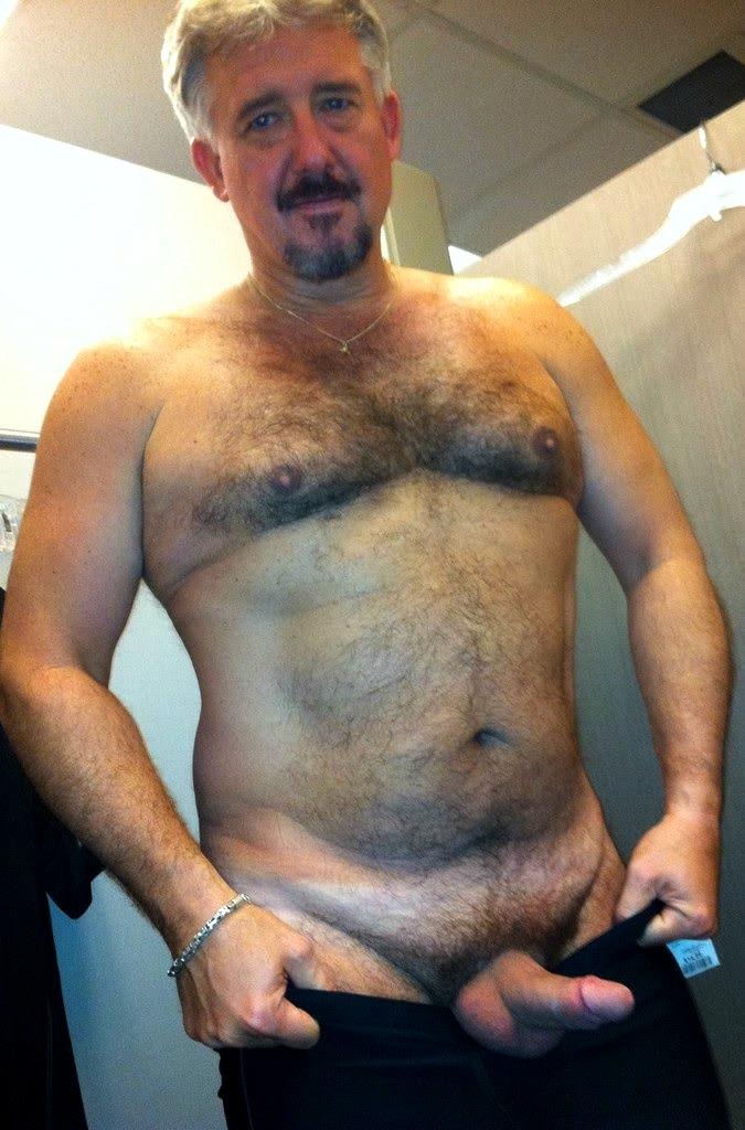 фото старых мужиков голых