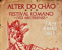 FESTIVAL ROMANO ANIMA ALTER DO CHÃO