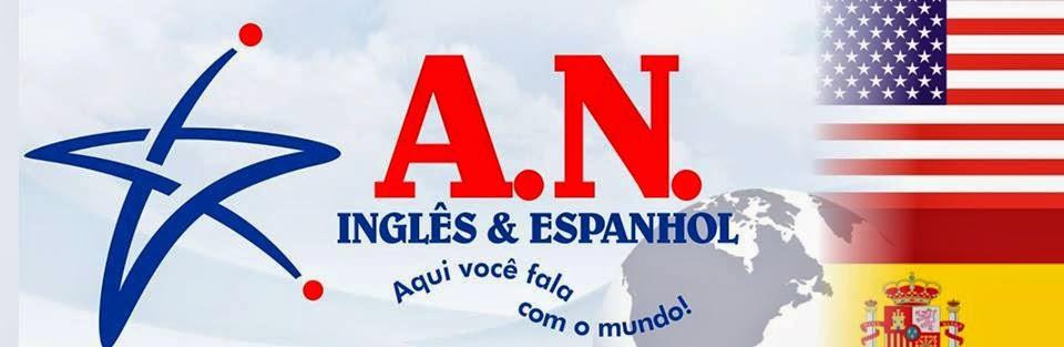 A.N INGLÊS & ESPANHOL