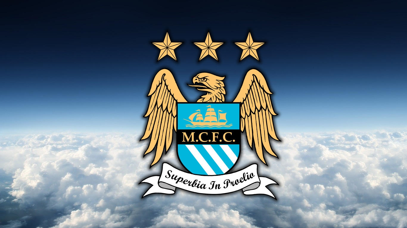 11 Best Manchester City Logo Wallpapers | Free Download ...