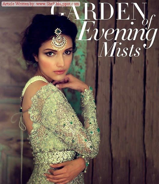 Elan Bridal Wear 2014-2015