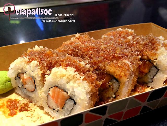 Sushi NORI | FoodFanatic.Benteuno.com