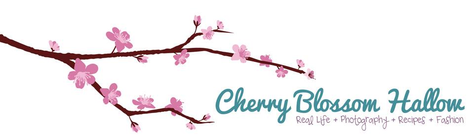 Cherry Blossom Hallow