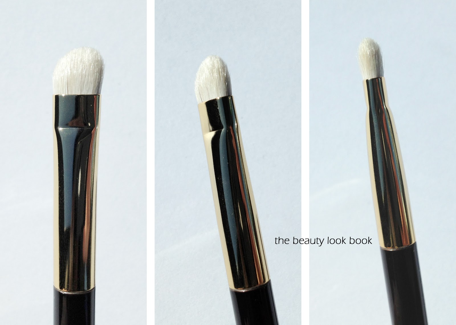 Tom Ford Eye Shadow Contour Brush 12 The Beauty Look Book