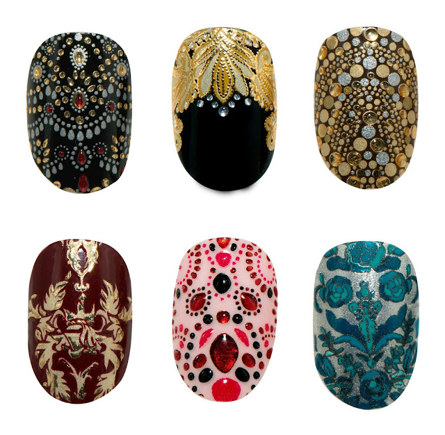 Revlon by Marchesa 2013 Nails