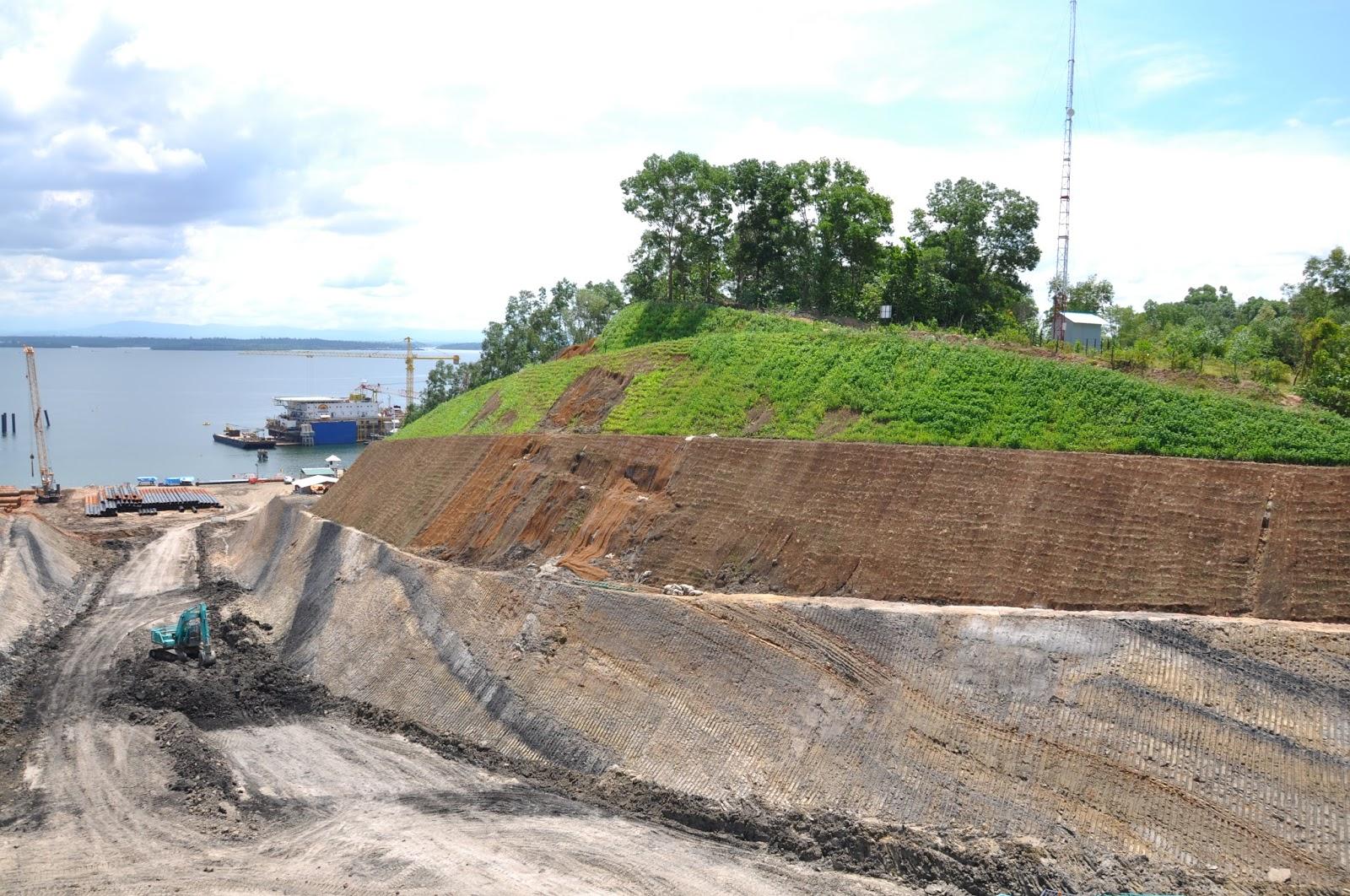 Land reclamation and rehabilitation unitek borneo for Soil reclamation