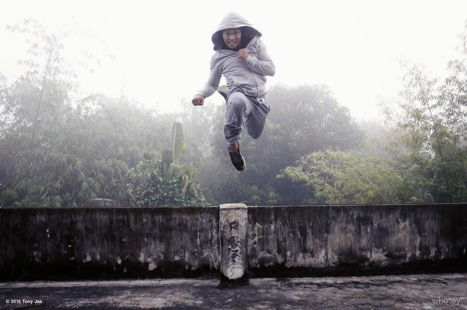 Tony Jaa Awasam Stunts collection wallpapers / images / pics