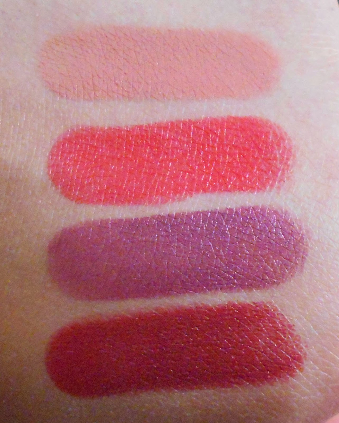 Wet n Wild Fall 2014 Limited Edition Megalast Matte Lipsticks