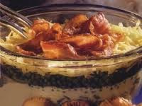 üç katlı salata , üç katlı salata tarifi , üç katlı salata tarifleri