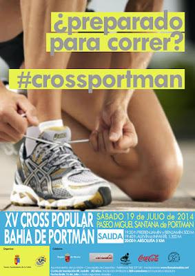 XV Cross Bahía de Portman