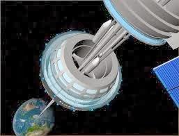 ascensor espacial orbital