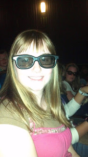 Watched Beauty and the Beast 3D