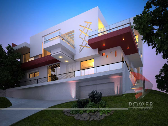 3d architectural visualization,3d architecture animation