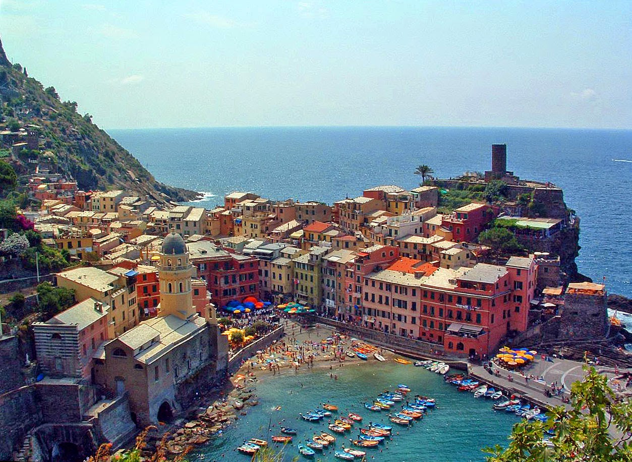 the best small towns in italy - part 1