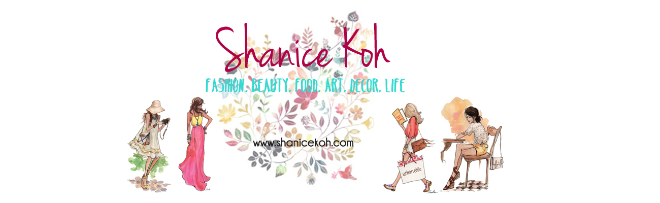 Shanice Koh - A Singapore-based blog on fashion, food, lifestyle and other random musings