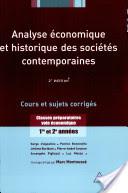 Cette deuxième édition est strictement conforme au programme d'Analyse et historique des sociétés contemporaines des deux années de la classe préparatoire économique et commerciale voie économique