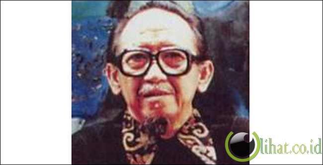 HENDRA GUNAWAN ( Bandung 1918 – 1983 )