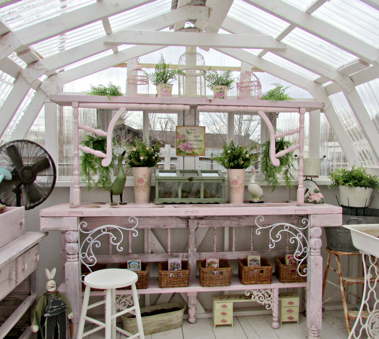Shabby Chic Exterior Paint Colors