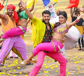 Sakalakalavallavan Movie Song Stills