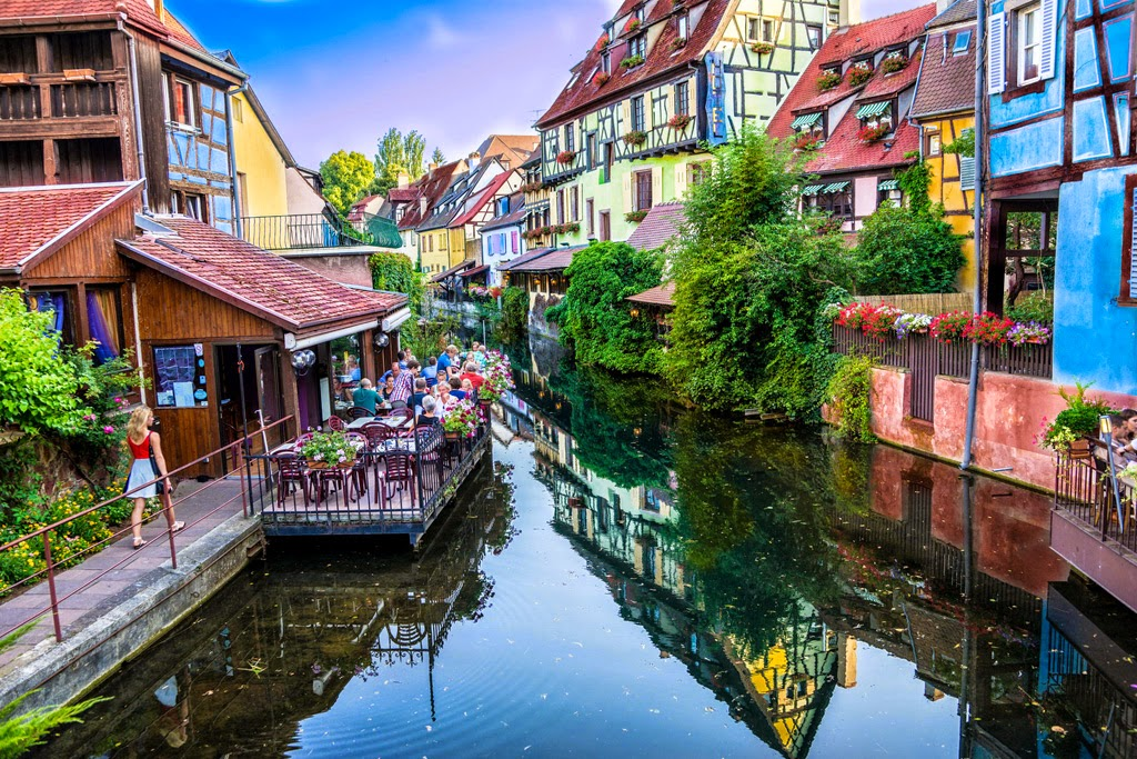 25 of the most picturesque small towns from around the world amazing